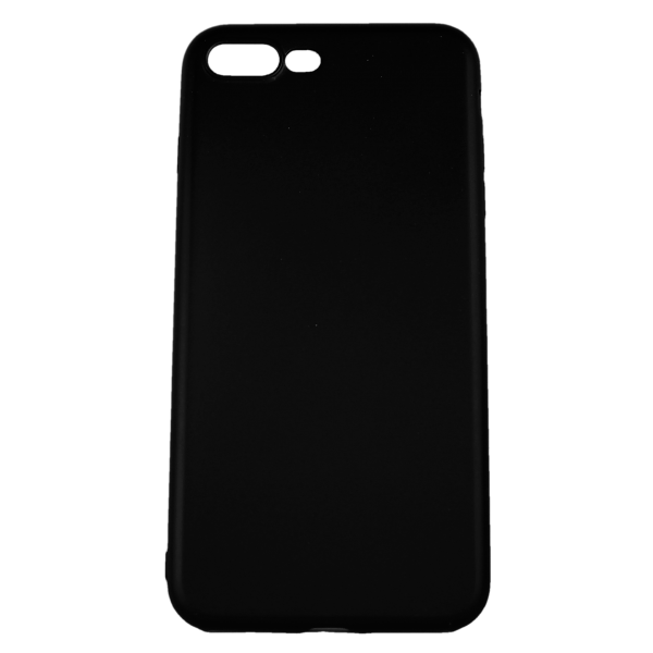 Husa iPhone 8 plus TPU Negru X-level 0