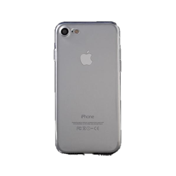 Husa iPhone 8 Silicon Transparent 0
