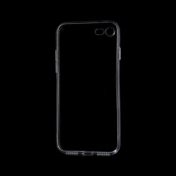 Husa iPhone 8 Silicon Transparent 1