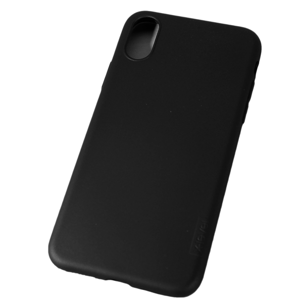 Husa iPhone X TPU Negru X-level 1