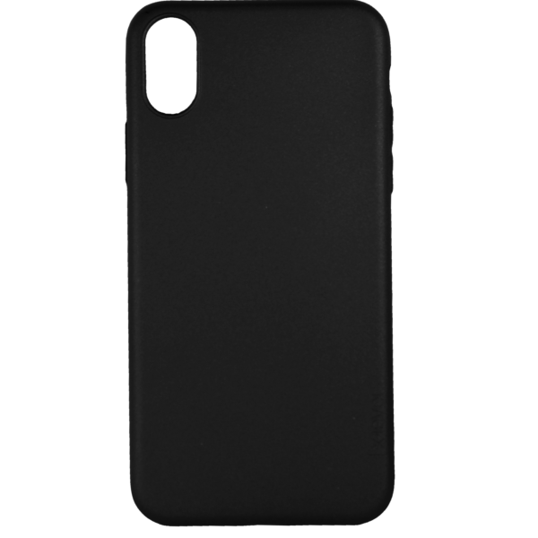 Husa iPhone X TPU Negru X-level 0