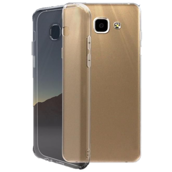 Husa Samsung Galaxy A3 2017 Silicon Transparent 0
