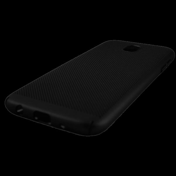 Husa Samsung Galaxy J5 2017 TPU Perforat Negru 1