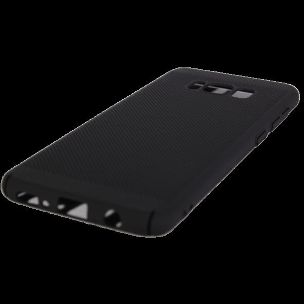 Husa Samsung Galaxy S8 TPU Perforat Negru 1
