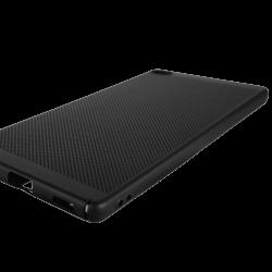 Husa Huawei P8 Tpu Perforat Negru0