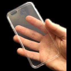 Husa iPhone 6 Silicon Transparent1