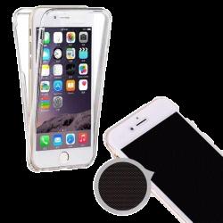 Husa iPhone 7 360 Fullcover Silicon Transparent1
