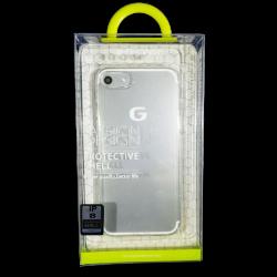 Husa iPhone 8 G-Case Silicon Transparent1