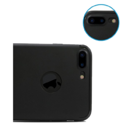 Husa iPhone 8 plus TPU Negru1