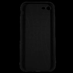 "Husa iPhone 8 TPU Negru Print Mesaj 3D ""18 acum pot sa fac legal ceea ce faceam la 13 ani ""2"
