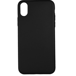 Husa iPhone X TPU Negru X-level0