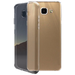 Husa Samsung Galaxy A3 2017 Silicon Transparent0