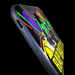 Husa Samsung Galaxy  j5 2017 husa flippy 3d print mesaj ''rap battle!1