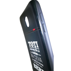 "Husa Samsung Galaxy  j5 2017 husa flippy 3d print mesaj ''toti avem nevoie sa credem in ceva!""2"