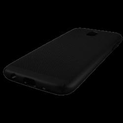Husa Samsung Galaxy J5 2017 TPU Perforat Negru1