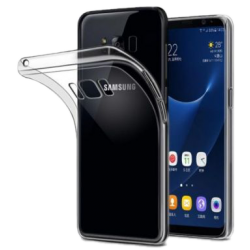 Husa Samsung Galaxy S8 Silicon Transparent1