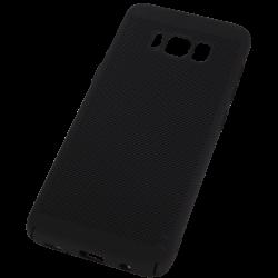 Husa Samsung Galaxy S8 TPU Perforat Negru0