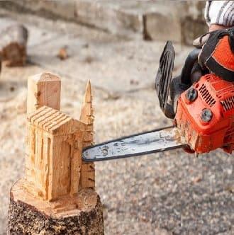 Cum sa sculptezi lemn cu ajutorul unui fierastrau