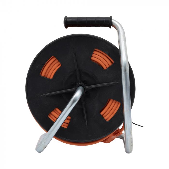 Prelungitor pe rola cu tambur 50M 3X1.5 Turcia [1]