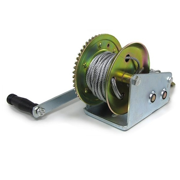 Troliu manual / Winch 2500 Lbs (1100 kg) 2