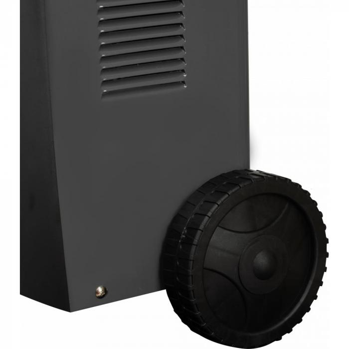Robot de pornire auto Tatta TI600 Profesional, curent de incarcare max 50A, curent pornire 540A, putere 2.0 KW [5]