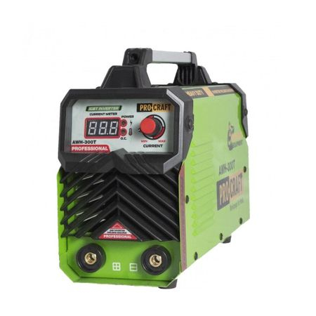Invertor sudura MMA Procraft AWH-300T, 300A, Semi-Profesional, Diametru electrozi 1.6-4mm, Model 2020 1