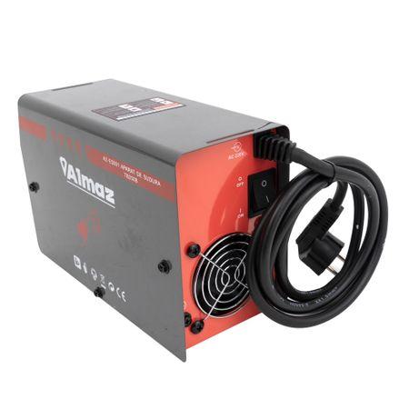 Aparat de sudura Invertor ALMAZ 250A, AZ-ES001, Electrod 1.6-4mm, accesorii incluse [2]