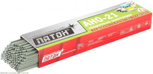 Electrozi rutilici PATON AHO 21, 3.0 mm , 1 kg 0