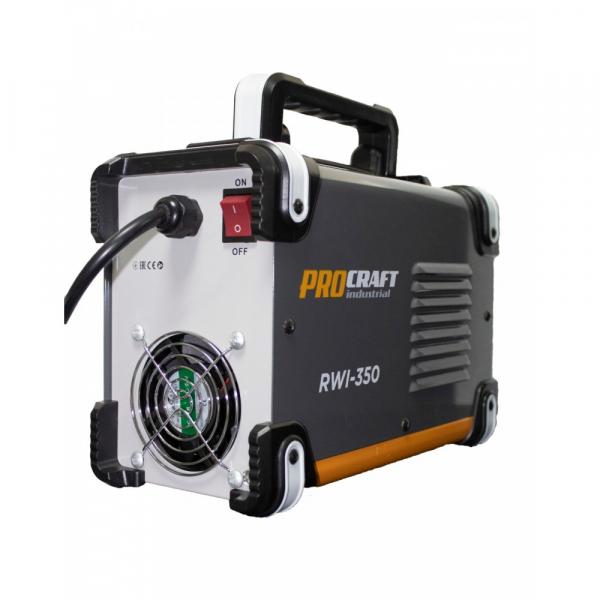 Aparat de sudura tip Invertor PROCRAFT RWI 350, Model NOU 2020, IGBT 3