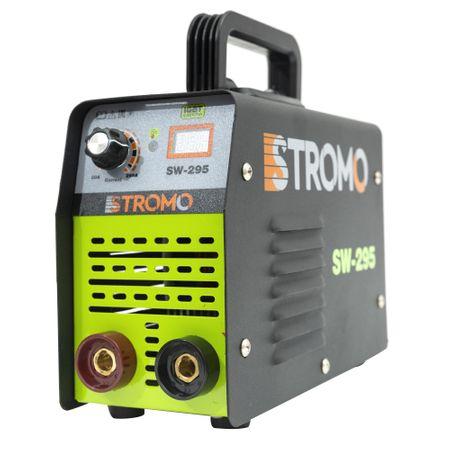 Aparat Sudura,Invertor STROMO 295 A + Accesorii, Electrod 1.6-4mm [0]