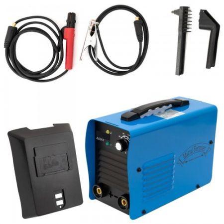 Invertor de sudura Micul Fermier LV 250 Blue, 250 A, tip sudura MMA cu accesorii incluse [0]