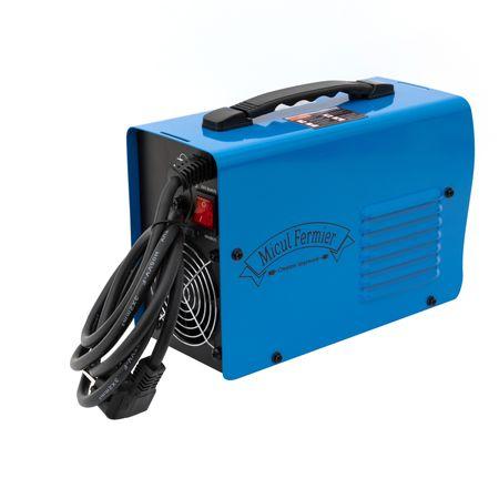 Invertor de sudura Micul Fermier LV 250 Blue, 250 A, tip sudura MMA cu accesorii incluse [1]