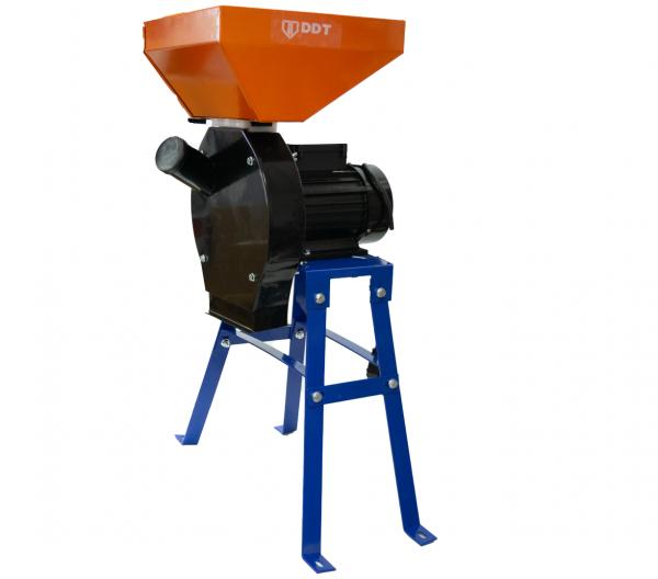 Moara electrica cu Suport cereale,stiuleti porumb,Ruseasca,3500 W,3000 rpm,250 Kg/h,BOBINAJ CUPRU [0]
