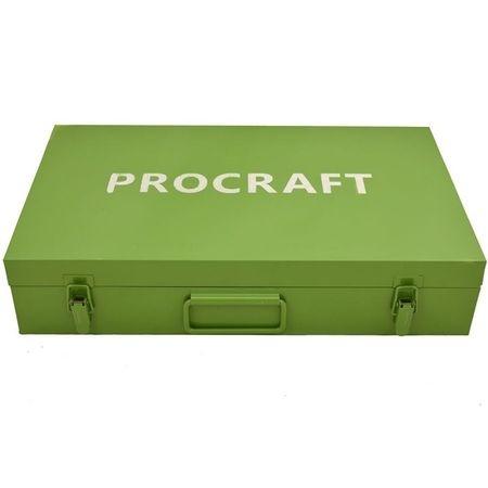 Ciocan Lipit Tevi PPR Procraft PL2300, 2300W + 6 Bacuri [5]