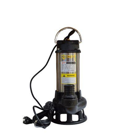 Pompa submersibila cu tocator, V1500T, 1500 W, Inox 0