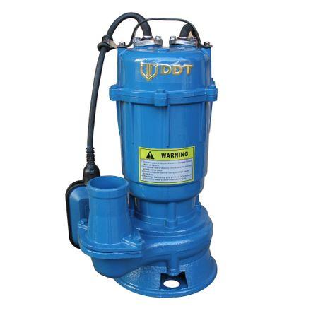 Pompa apa murdara submersibila cu tocator si plutitor, WQCD, 2200 W, 8 m³/h 0