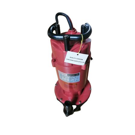 Pompa submersibila , QDX1.5-35-0.85, fonta, Rosu/Negru 1