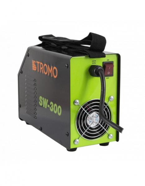 Aparat de sudura invertor STROMO SW300, 300 Ah, accesorii incluse, electrod 1.5-5mm 2
