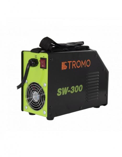 Aparat de sudura invertor STROMO SW300, 300 Ah, accesorii incluse, electrod 1.5-5mm 3