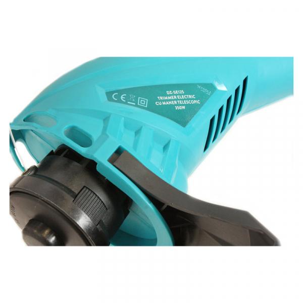 Trimmer electric pentru gradina Detoolz, 350 W, 12000 rpm, 25 cm, maner telescopic 1