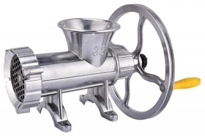 Masina de tocat carne din aluminiu (cu rulment) - #32 0