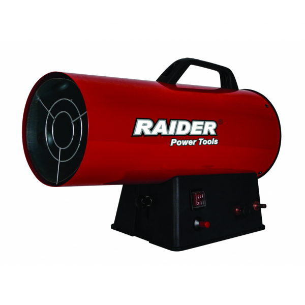 Aeroterma pe gaz RAIDER 15kW RD-GH15 0