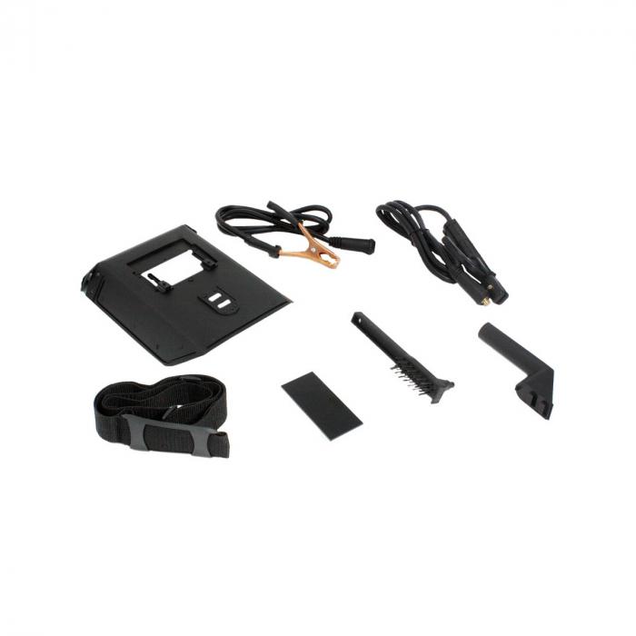 Aparat de sudura Invertor ALMAZ 250A, AZ-ES001, Electrod 1.6-4mm, accesorii incluse [5]