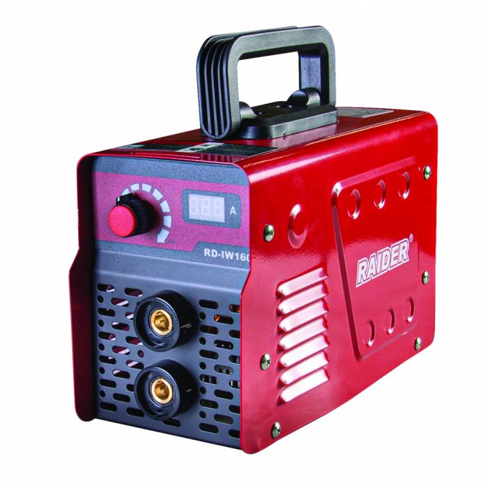 Aparat de sudura invertor RAIDER 120A RD-IW160 0