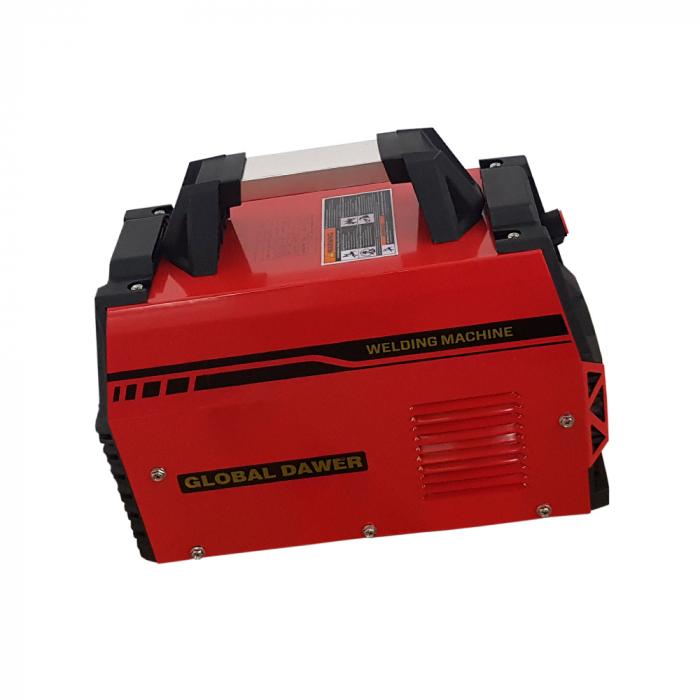 Aparat de Sudura tip Invertor, Dawer, MMA 300, Electrozi 1.6 - 5 mm, 300 A 2