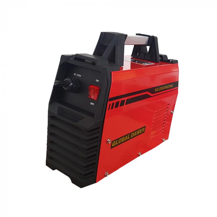 Aparat de Sudura tip Invertor, Dawer, MMA 300, Electrozi 1.6 - 5 mm, 300 A 1