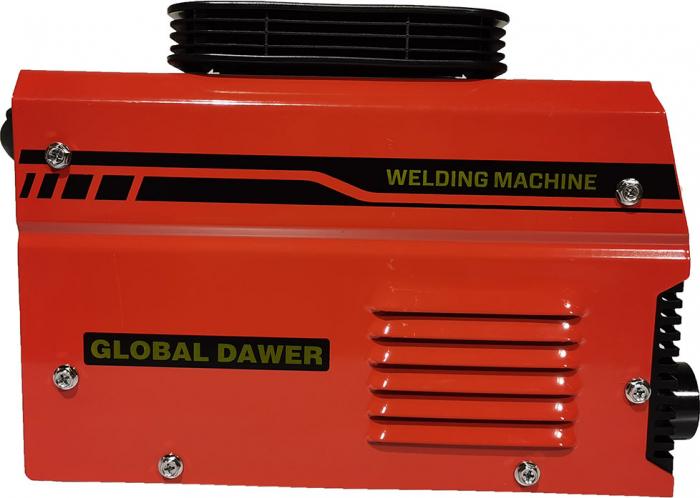 Aparat de Sudura tip Invertor, Global Dawer, Mini 200, 200 A, electrozi 1.6 mm - 4 mm [1]