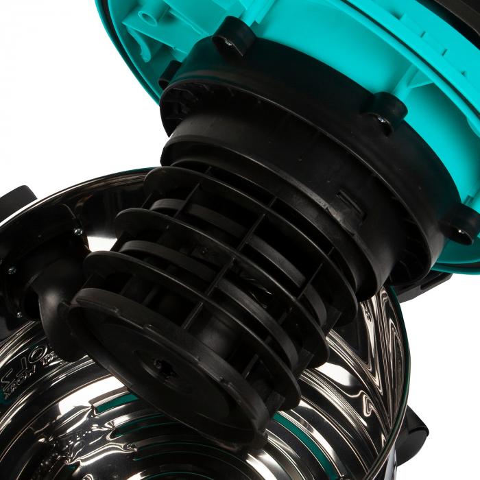 Aspirator uscat umed DeToolz DZ-CI103, 1000W, capacitate 15L [1]