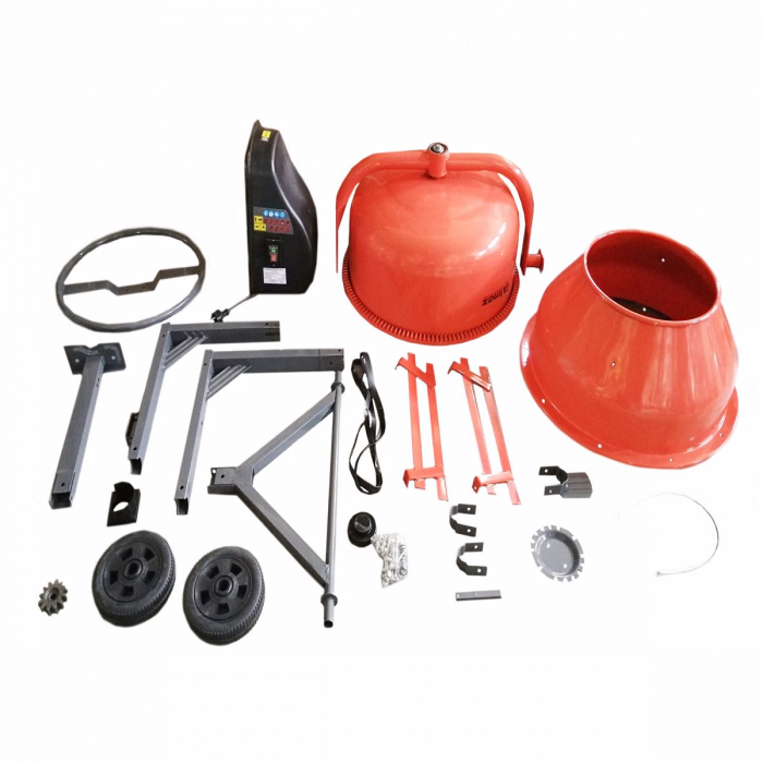 Betoniera Almaz 140L 850W HCM500 AZ-EC003 [1]