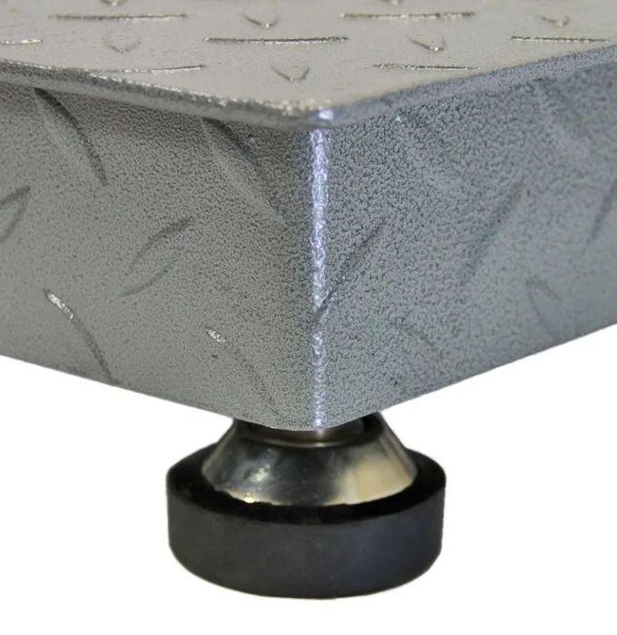 Cantar electronic platforma 3000 kg ( 3 tone ), tabla striata 5mm, 100 x 100cm ( 1m x 1m ) [2]